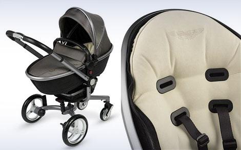 Производитель спорткаров создал детские коляски за 3 тысячи долларов
