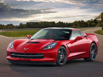 "Chevrolet выпустит ""бюджетный"" Corvette"