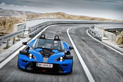 Австрийский производитель подготовил для Женевы версию GT
