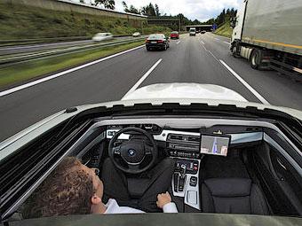 BMW с автопилотом появятся к 2020 году