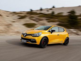 Renault Clio RS сможет звучать как мотоцикл