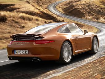 Porsche отзовет купе 911 из-за отваливающихся патрубков выпуска