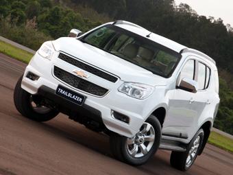 Новый Chevrolet Trailblazer оказался дешевле японских конкурентов