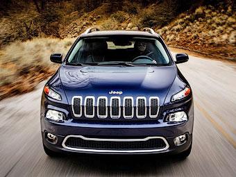 Создатели Jeep Cherokee объяснили спорный дизайн модели
