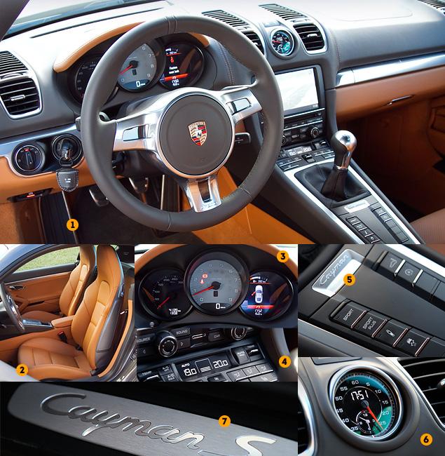 Тест-драйв маленького, но очень злого купе Porsche Cayman. Фото 3