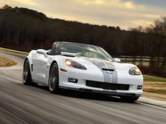Компания Chevrolet завершила выпуск Corvette шестого поколения