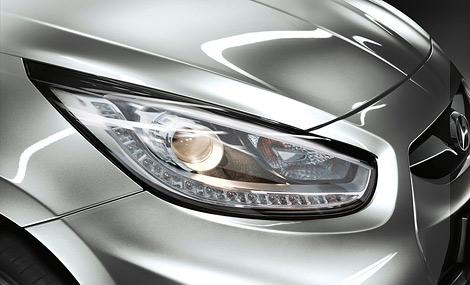 Фары со светодиодами сделали модель дороже на 11-16 тысяч рублей