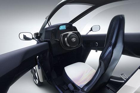 Двухместный автомобиль может проезжать без подзарядки 50 километров. Фото 3