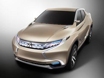 Mitsubishi подготовила к Женеве прообразы двух новых моделей