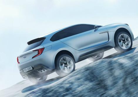 Женевский концепт Viziv стал предвестником всех новых Subaru