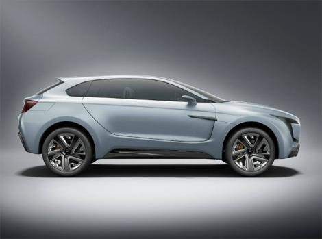 Женевский концепт Viziv стал предвестником всех новых Subaru. Фото 1