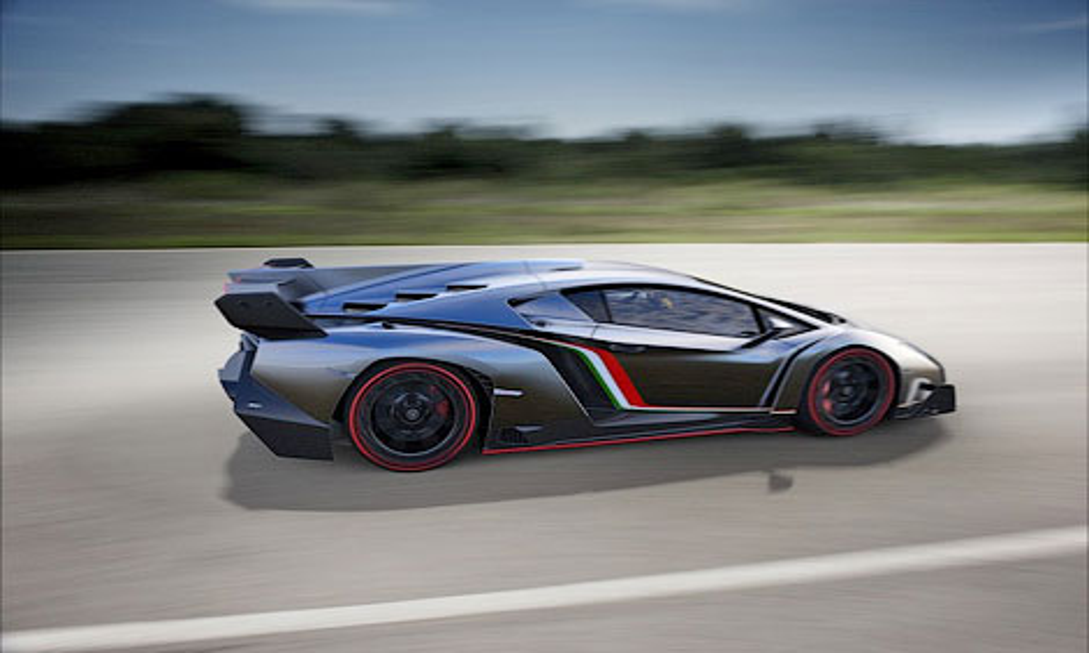 Купе за три миллиона евро оснастят 750-сильным мотором V12. Фото 2