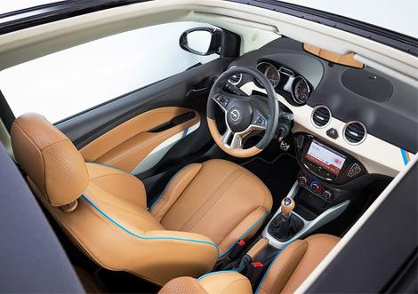 Трехдверный хэтчбек Opel Adam Rocks получил увеличенный дорожный просвет. Фото 1