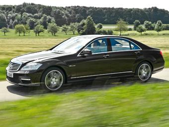 Новый Mercedes-Benz S-Class представят через два месяца