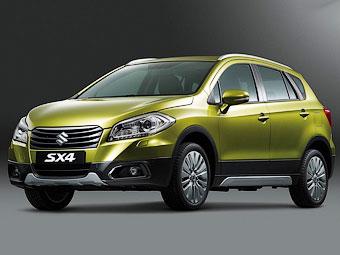 В Женеве дебютировал новый Suzuki SX4