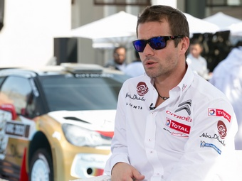 Себастьен Леб приступил к тестам Citroen для серии WTCC