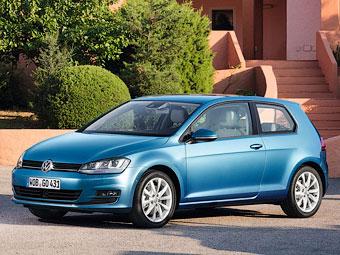 Объявлены рублевые цены на новый Volkswagen Golf