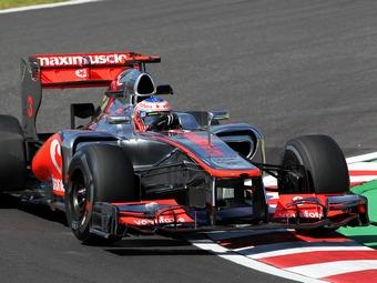 McLaren продолжит использовать моторы Mercedes-Benz до 2015 года