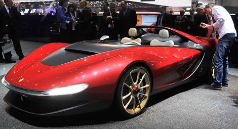 Концепт оснастили 570-сильным бензиновым мотором V8. Фото 2
