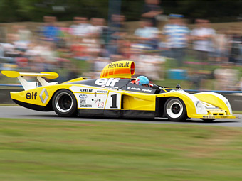 Компания Renault вернется в гонки спортпрототипов