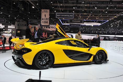 Каждый из проданных 916-сильных суперкаров стоит миллион евро