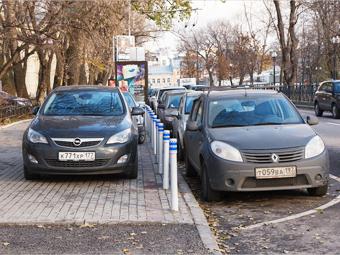 Москва задумалась о двукратном увеличении стоимости платной парковки