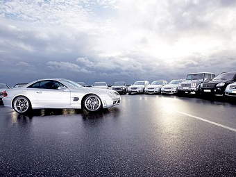 AMG расширит свою гамму до 30 моделей