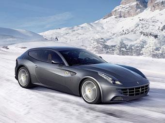 Суперкары Ferrari оснастят iPad Mini