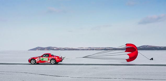 Российский гонщик установил рекорд скорости. Фото 3