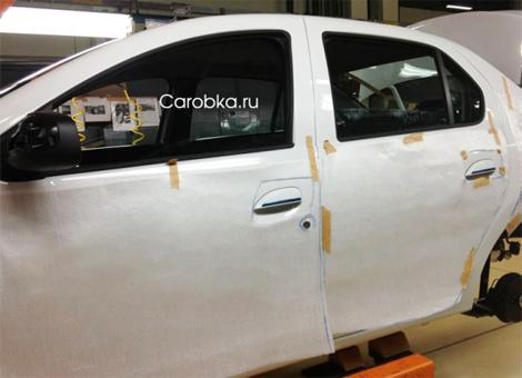 На предприятии началось тестовое производство седана нового поколения. Фото 2
