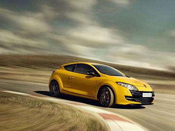 Новый Renault Megane RS получит коробку с двумя сцеплениями