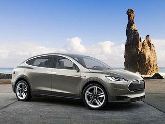 """""""Тесла"""" отложила запуск в серию электрокроссовера на год"""