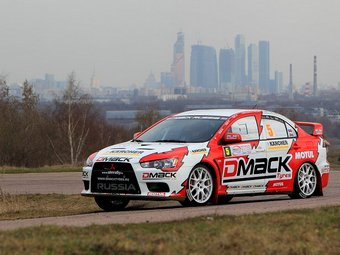На раллийное шоу в Москве приедут два пилота WRC