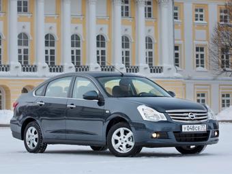 "Nissan опроверг плохую покраску ""Альмер"" на ""АвтоВАЗе"""