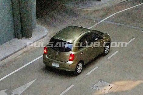 Компакт-кар получит новый дизайн передней части кузова