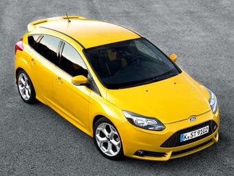 Ford Focus ST стал самым популярным хот-хэтчем Европы