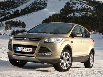 Смена поколений удешевила Ford Kuga