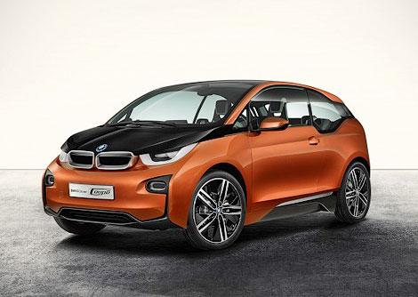 Покупатели модели i3 смогут бесплатно ездить на бензиновых BMW