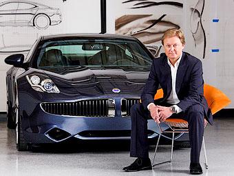 Основатель производителя гибридов Fisker подал в отставку