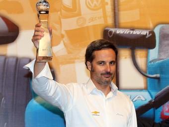 """Компания """"Лукойл"""" стала спонсором трехкратного чемпиона WTCC"""