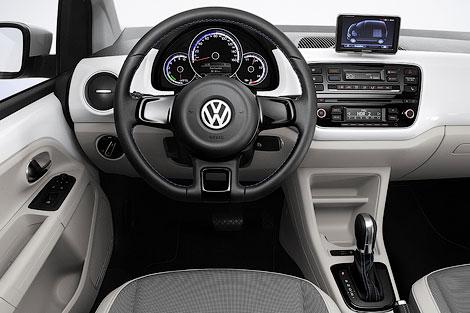 Электрический VW up! проедет без подзарядки 150 километров. Фото 1