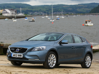 Volvo расширит линейку двигателей хэтчбека V40