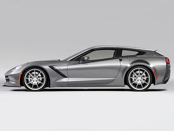 Американцы превратят Chevrolet Corvette в универсал