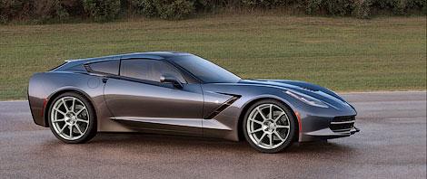 "Фирма Callaway построит суперкар с кузовом ""Shooting brake"""