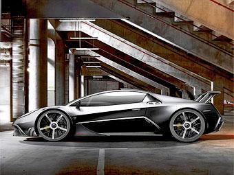 Словенцы показали 700-сильного конкурента Lamborghini Aventador