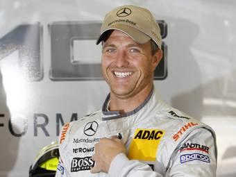 Ральф Шумахер ушел из гонок