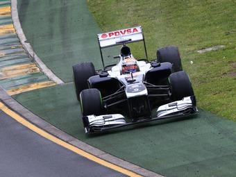 """Мальдонадо назвал новую машину Williams """"неуправляемой"""""""