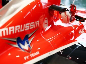 Команда Marussia получила первого российского спонсора
