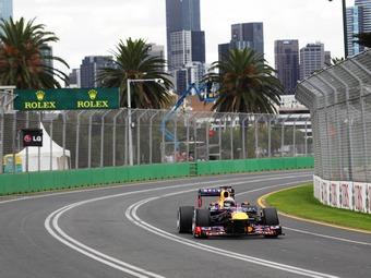 Пилоты Red Bull выиграли первую квалификацию в новом сезоне