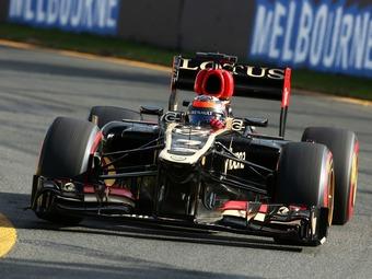 Кими Райкконен одержал победу на первом этапе Формулы-1